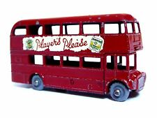 Matchbox Lesney No.5c AEC Routemaster Bus (RARE 'PLAYERS PLEASE' DECALS!)