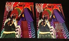 SHAWN KEMP 1994-95 Fleer Ultra Basketball ERROR Jam City NO FOIL & NO NAME Back