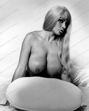 8x10 Print Sexy Model Pin Up Uschi Digard 1960's Busty Nudes #UD22