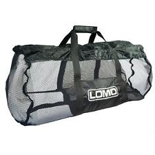 Lomo Mesh Dive Bag . Divers Gear Bag. Diving Holdall.