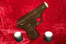 Ceramic Bottle 220 gram & 2 Сups of Vodka In the Form of Makarov PM/ПМ pistol #2