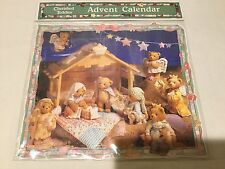Cherished Teddies Nativity Advent Calender