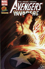 AVENGERS/INVADERS #2 ROSS DYNAMIC FORCES VARIANT DF HOT
