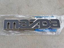 Mazda SA22C RX7 series 1 front badge NEW
