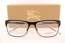 Brand New BURBERRY Eyeglass Frames BE 1289 1007 Black For Men  Size 55