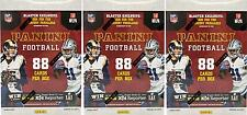 2016 Panini FOOTBALL 11-Pack 3-BOX LOT -  ELLIOTT & PRESCOTT RCs!