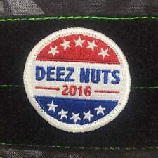 Tactical Outfitters - Deez Nuts 2016 Morale Patch