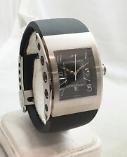 NEW JORG HYSEK KILADA AUTOMATIC MEN'S WATCH Rubber Band K102 Never Worn Orig Box