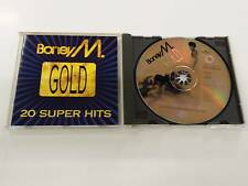 BONEY M. GOLD - 20 SUPER HITS CD 1992