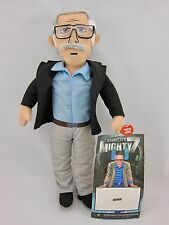 ComicCon Exclusive Stan Lee Talking Plush Limited Edition Mighty 7 Marvel NEW!