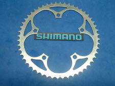 Shimano 600 Ultegra FC-6400 52Tx130BCD Road Chainring- 5/6/7/8/9-Speed- VGC++