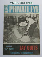 PRIVATE EYE MAGAZINE - Issue 555 - Friday 25 March 1983