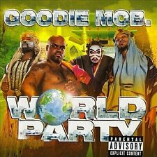 World Party Goodie MoB Audio CD