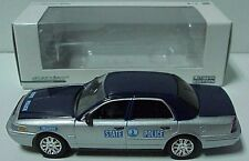 Hot Pursuit Slick Roof Virginia State Police Car 2008 Greenlight Ford Crown Vic