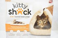 Kitty Shack - 2 in 1 Tube Cat Mat and Bed, Pet Accessories -  READ DESCRIPTION