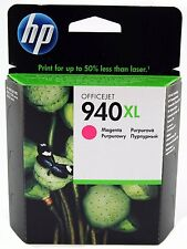 Original HP 940XL Magenta Ink Cartridge C4908AE for OfficeJet Pro 8000 8500