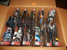 Star Wars Revenge of the Sith Box of 12(only 11 in Box) All  MOC 2005 Hasbro