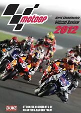 MotoGP Bike World Championship - Official review 2012 (New DVD)