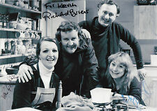 THE GOOD LIFE Signed 12x8 Photo RICHARD BRIERS, FELICITY KENDAL & P KEITH COA