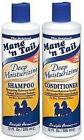 THE ORIGINAL MANE 'n TAIL DEEP MOISTURISING SHAMPOO AND CONDITIONER**DEAL 12oz**