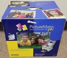 Epson PictureMate Pal PM 200 Digital Photo Inkjet Printer PM200 - NEW IN BOX