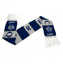Official Licensed Football Product Queens Park Rangers Scarf Winter Crest Gift