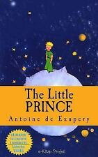 The Little Prince : [Illustrated Edition] by Antoine De Saint-Exupéry (2015,...