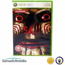 Saw: The Video Game (Xbox 360)  **IN A BRAND NEW CASE!**