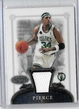 PAUL PIERCE 2006-07 BOWMAN STERLING GAME USED JERSEY
