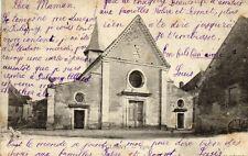 PULIGNY - L'Eglise