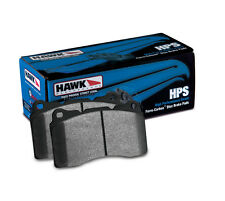 Hawk HPS Performance Street Brake Pads Honda Accord,Civic,Civic del Sol,CRX