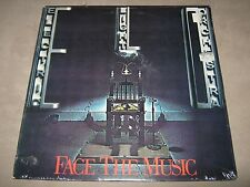 ELECTRIC LIGHT ORCHESTRA Face the Music SEALED LP JZ 35527 Reissue NoCut SS ELO