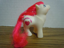 VALENTINE'S DAY BABY Mail Away Special Offer Red Heart Rainbow My Little Pony G1