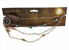 TWILIGHT New Moon ~ Quileute Tribe Pendant / Choker Jewellery Replica #NEW