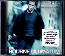 The Bourne Ultimatum John Powell Moby OST COLONNA SONORA Waterloo Extreme Ways CD