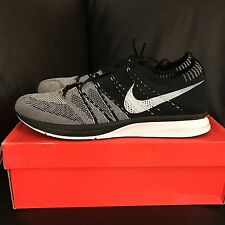 Nike Flyknit Racer v1 Black/White Size: 14 Yeezy Retro Boost Air