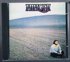 AMEDEO MINGHI OMONIMO SAME ST CD F.C. MADE IN ITALI TIMBRO A SECCO COME NUOVO!!!