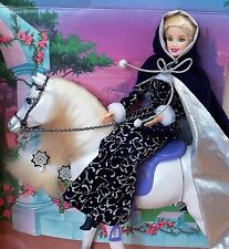 Barbie Doll Royal Romance Giftset 1999 Mattel Beauty White Stallion MINT ON CARD