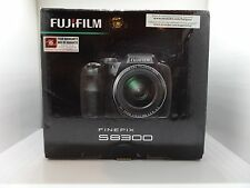 OpenBox Fujifilm Finepix S8300 16.2MP Digital Camera 42x Optical Zoom Black $480