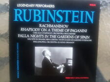 "12"" Rachmaninov - Rhapsody On A Theme Of Paganini ---"