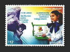 2007 Day against Child labor Education OLPC program pc  URUGUAY Sc#2230 MNH