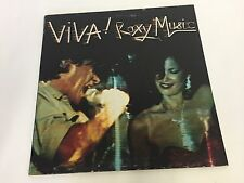 Roxy Music - Viva! - Vinyl LP, ATCO SD 36-139 - Canada 1976 1st Press, EX-/EX-