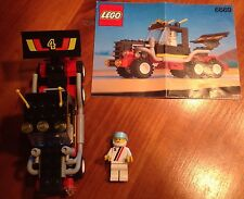 LEGO 6669 DIESEL DAREDEVIL - COMPLETE W ONE MINIFIG & INSTRUCTIONS