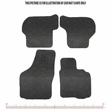 Skoda Octavia Scout 2007 onwards Premium Tailored Car Mats set of 4