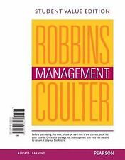 Management by Mary Coulter & Stephen P. Robbins, 12th Edition (Loose Leaf)