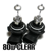 BMW 3 Series E46 320d 80w Clear Standard Xenon HID Front Fog Light Beam Bulbs