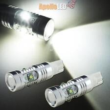 2pcs Extreme Bright T10 CREE LED bulbs Backup Reverse Lights 912 921 T15 #16