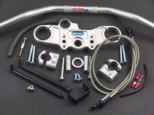 Superbike Lenker Umbau Kit YAMAHA YZF 1000 R Thunderace