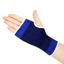 Elastic Wrist Palm Hand Wrap Brace Guard Sports Bandage Gym Wrap Twin Pack