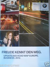 BMW Navigation  DVD 1  Road Map Europa WEST BUSINESS  2012  1er, 3er, 5er, 6er,
